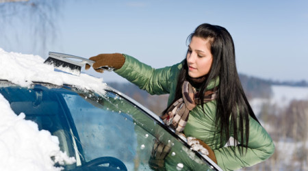 Winter Driving Vehicle Care